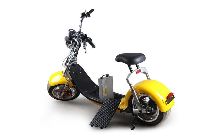 Scooter électrique en vente par Woolib-Run