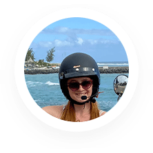 Accueil Woolib-Run, scooter électrique à La Réunion