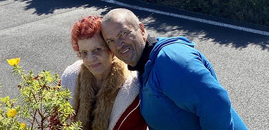 Woolib-Run : notre mascotte Mamy et Doudou