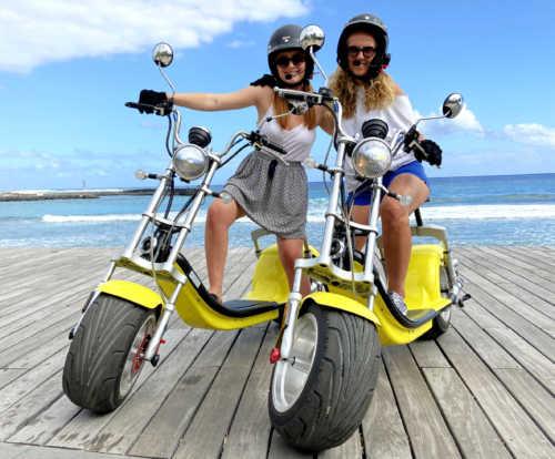 Woolib-Run : location de scooters électriques