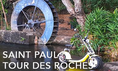 Woolib-Run : rando éco-tour à St Paul