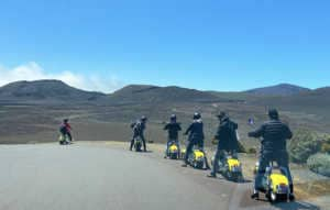 Woolib-Run : éco-tour Volcan