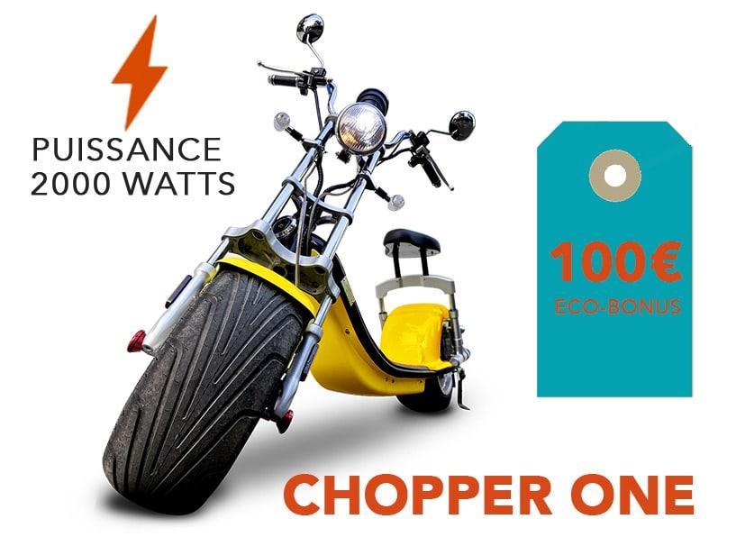 Aide financière à l'achat d'un scooter électrique
