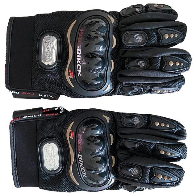 Gants Pro Grip Woolib - extérieur