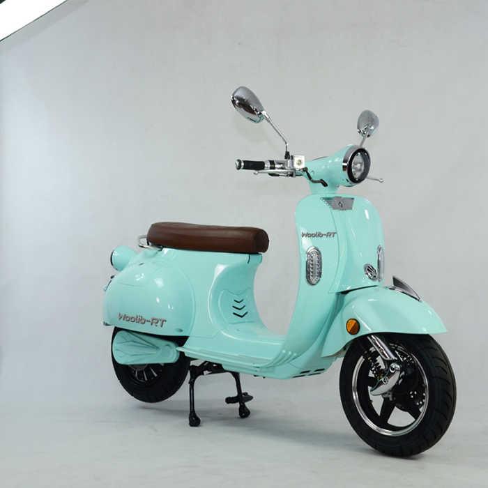 Scooter électrique Woolib-RT vert