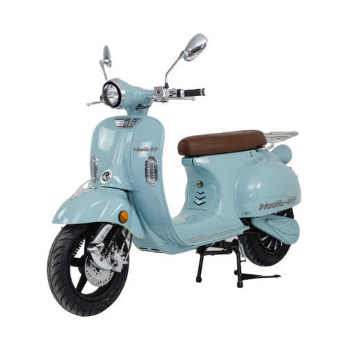 Scooter électrique Woolib RT bleu ciel