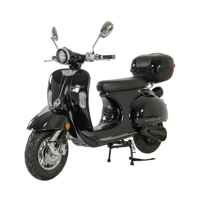 Scooter électrique Woolib-RT noir