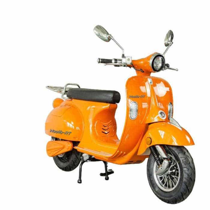 Woolib RT orange