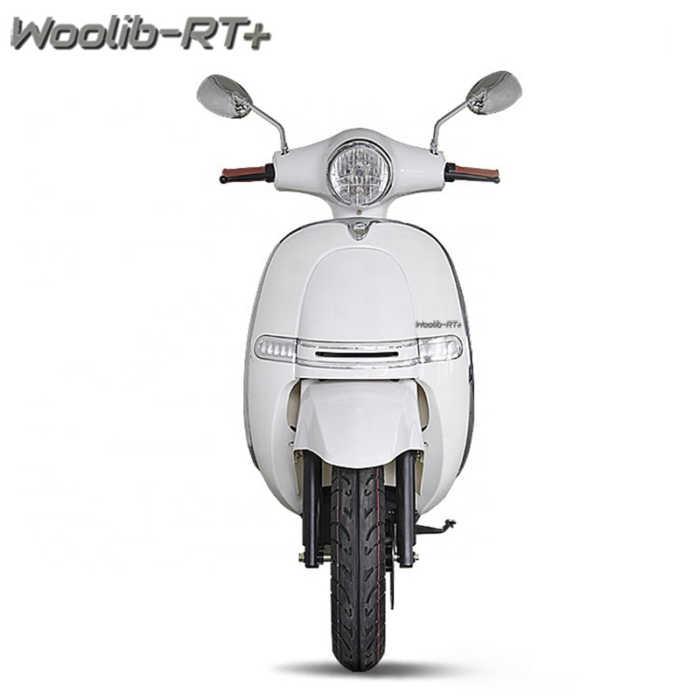 Woolib RT + blanc